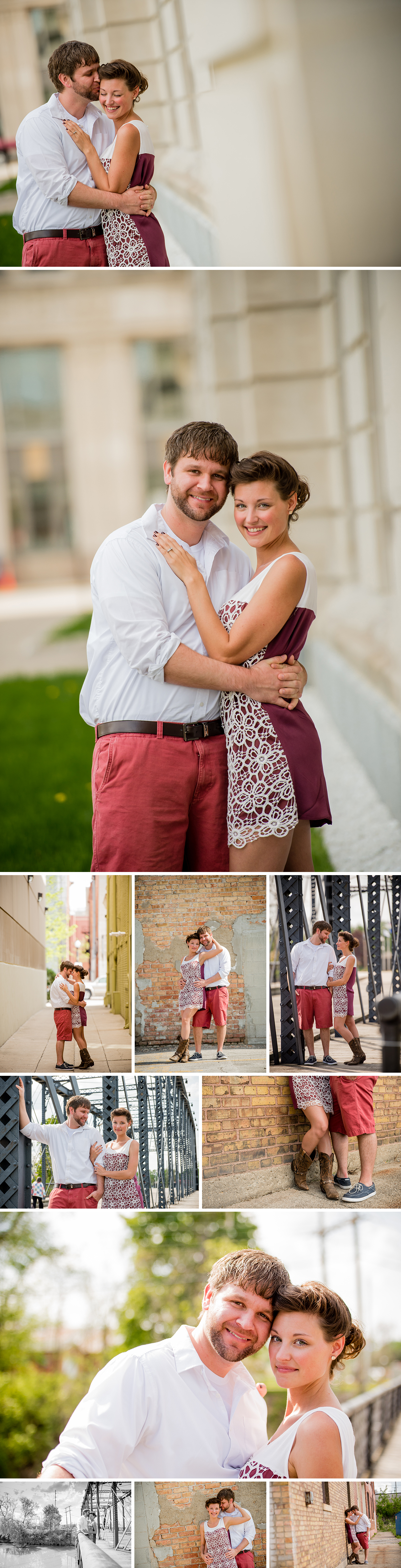 Fort Wayne Engagement Photographer
