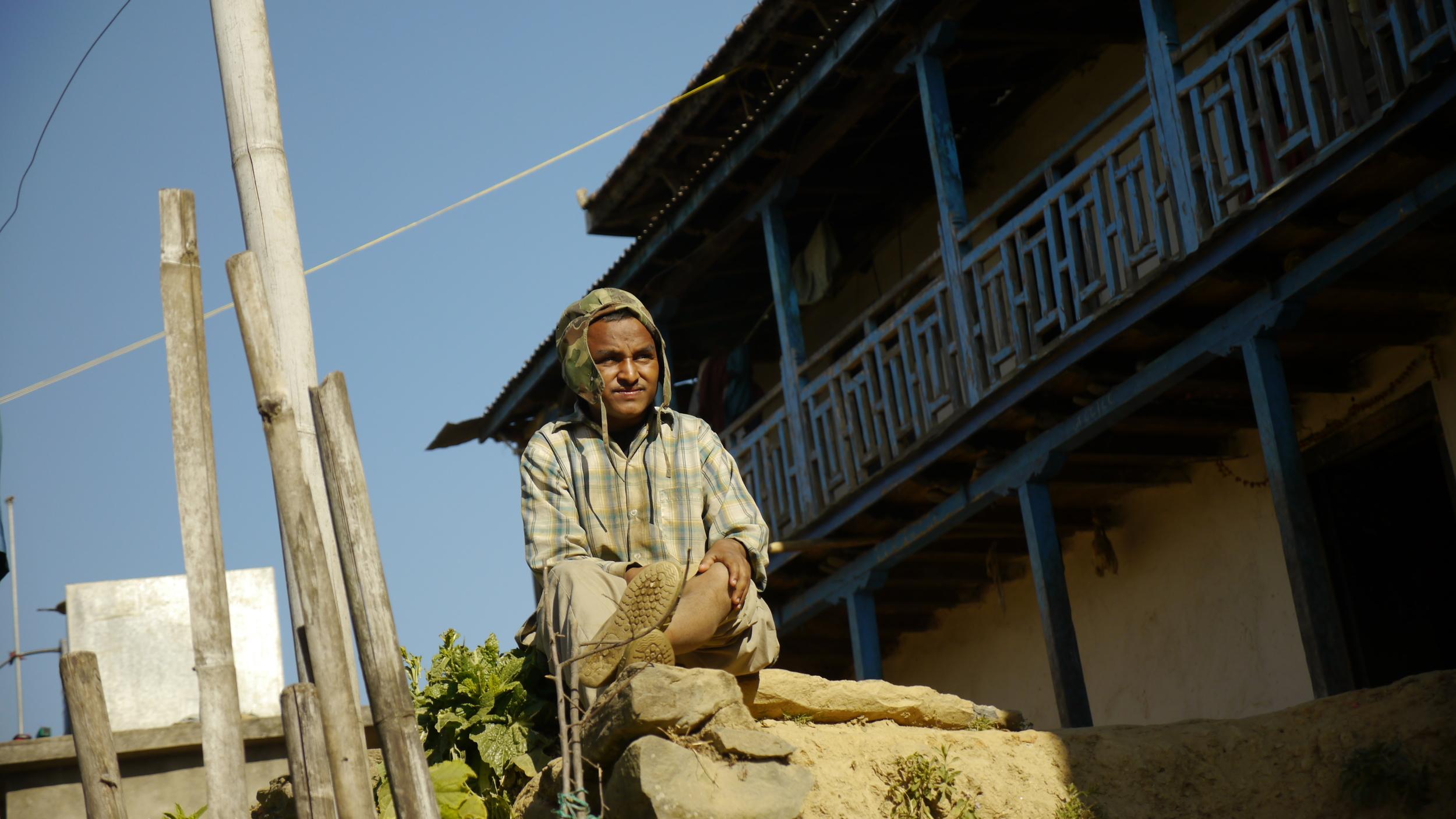 Near Nargakot, NEPAL 2013