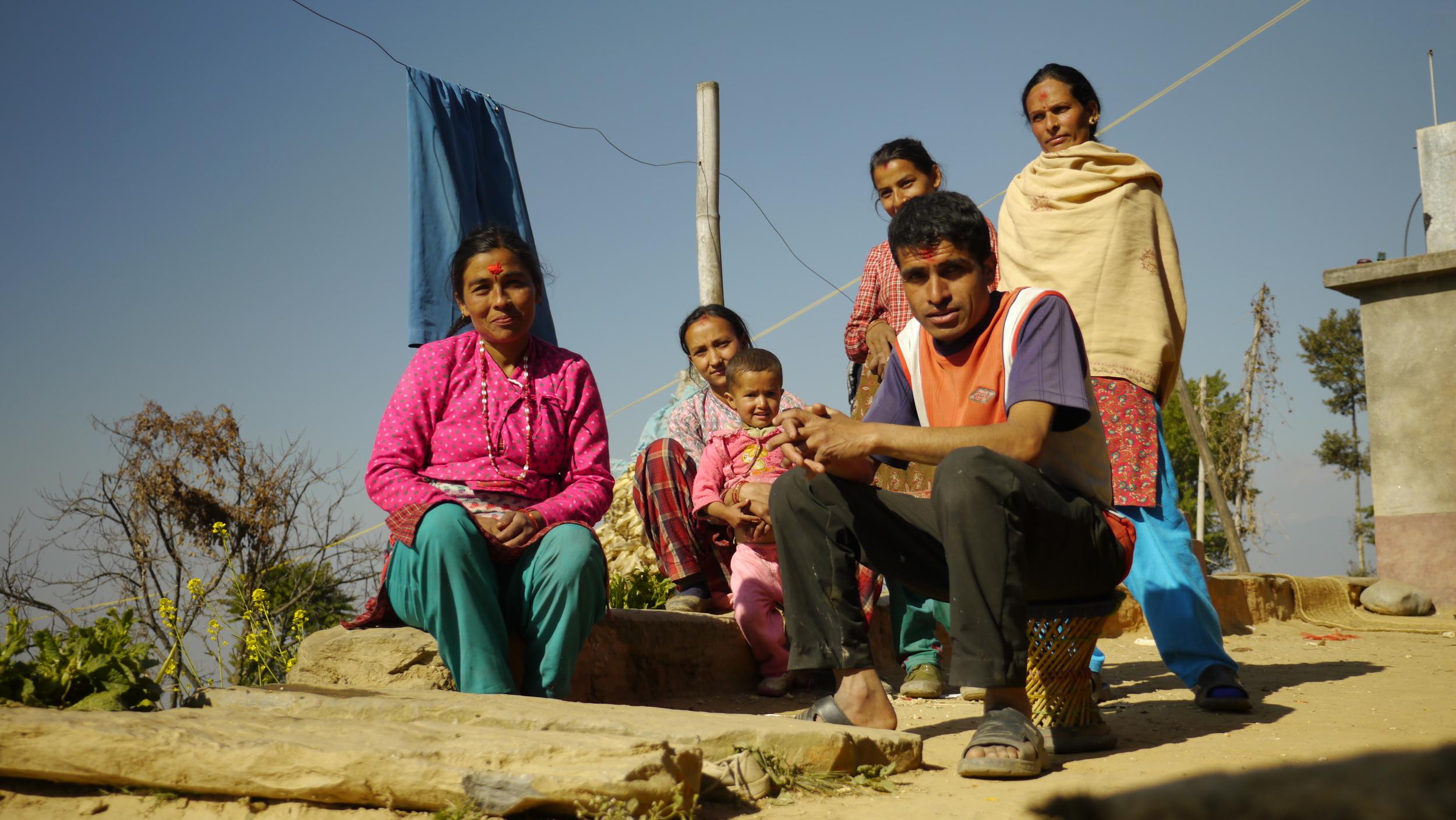 Near Nargakot, NEPAL