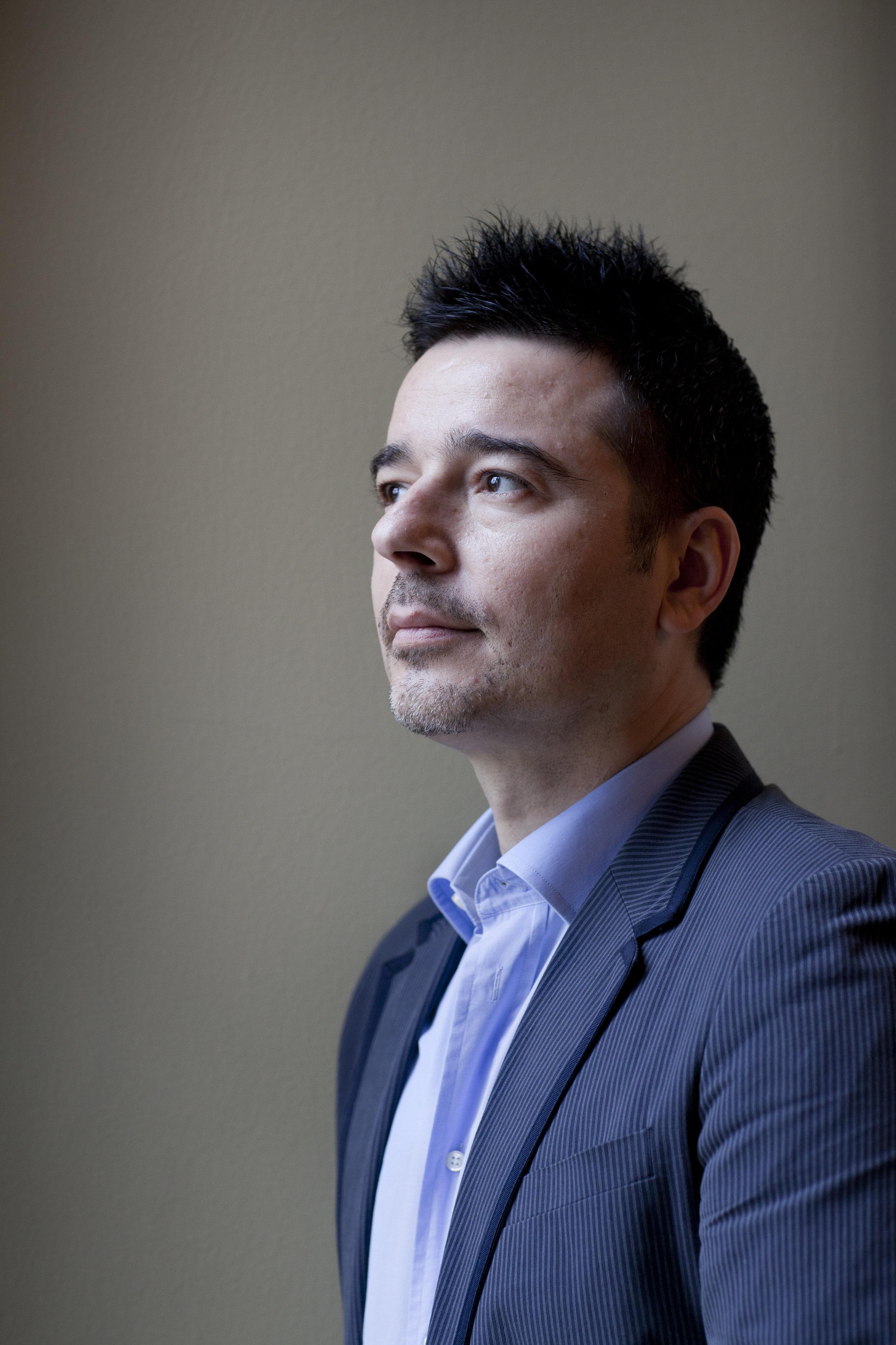 Carlos Tufvesson, estilista