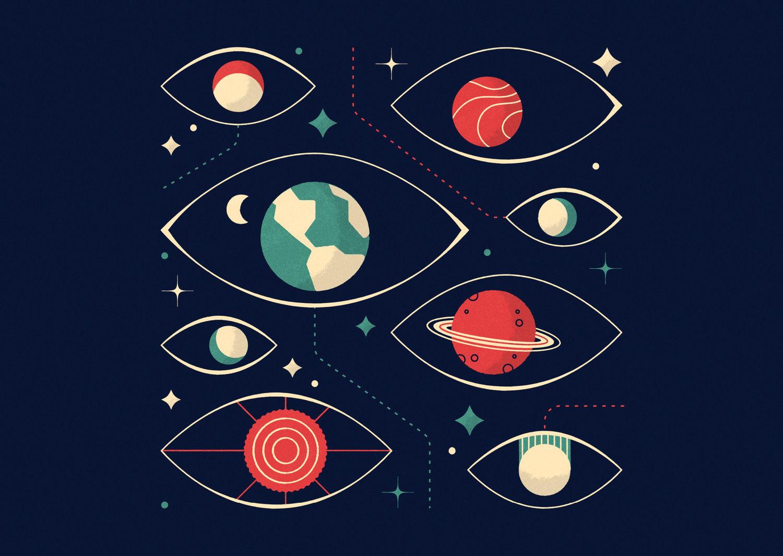 Editorial Illustrations Part I — James Round - Designer