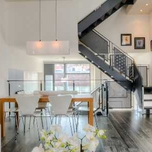 Gilead place modern freehold Townhome