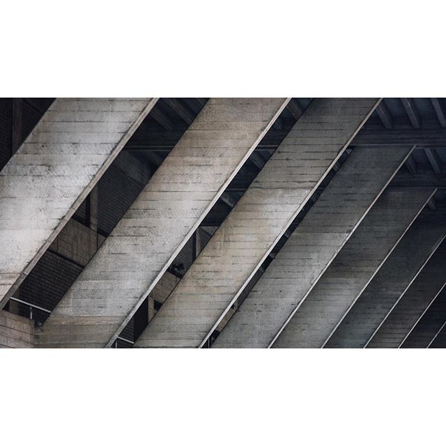 brutalist details // #architecture #london