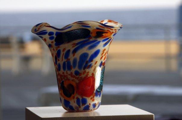 Multi-colored vase by Paul.jpg