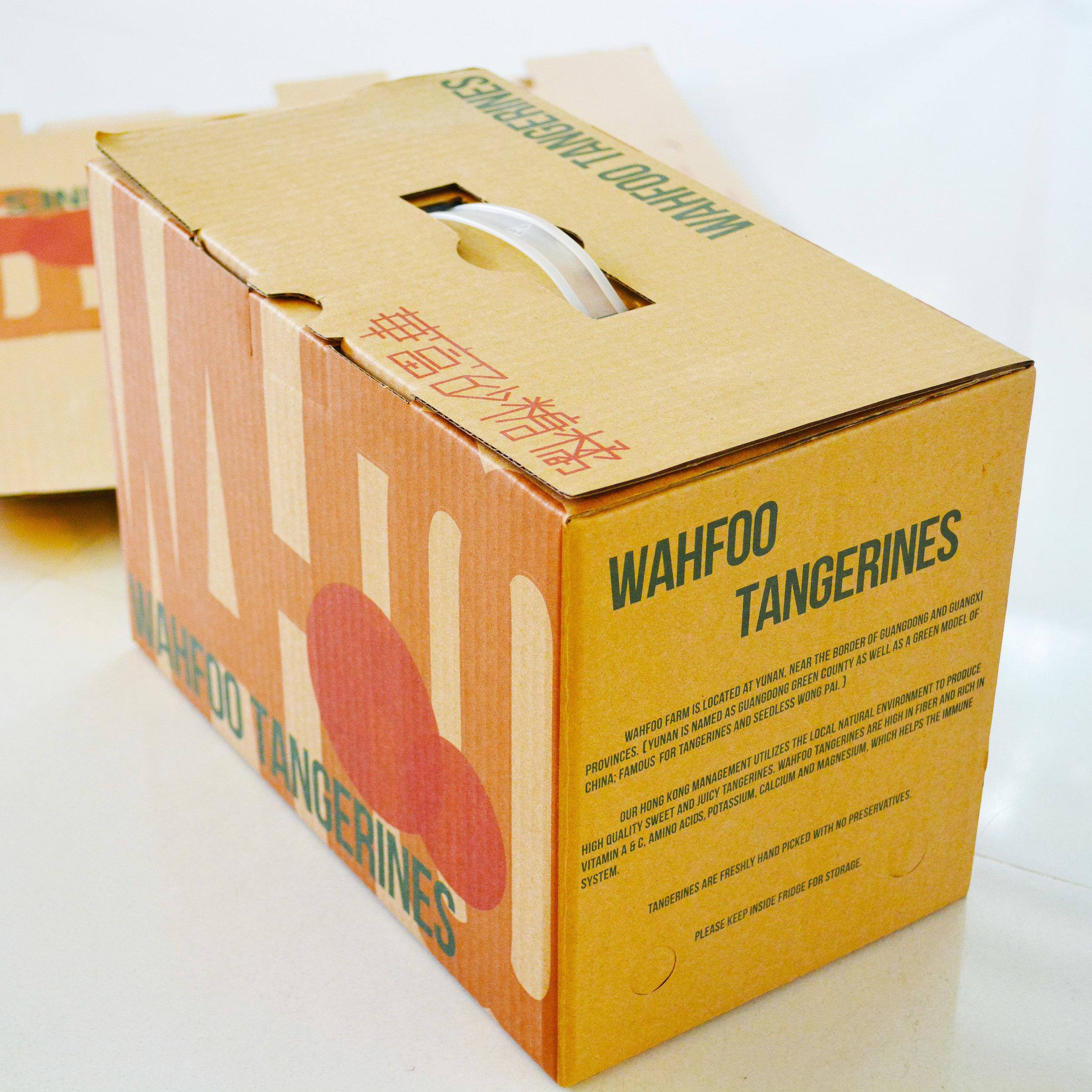 Wahfoo Tangerines