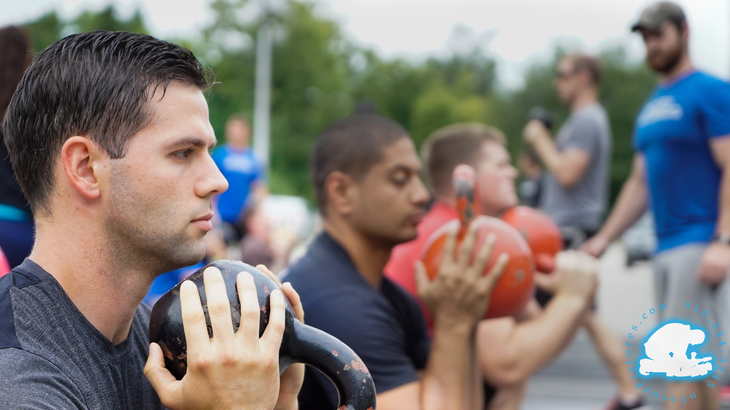Crossfit Event Photographers And Video