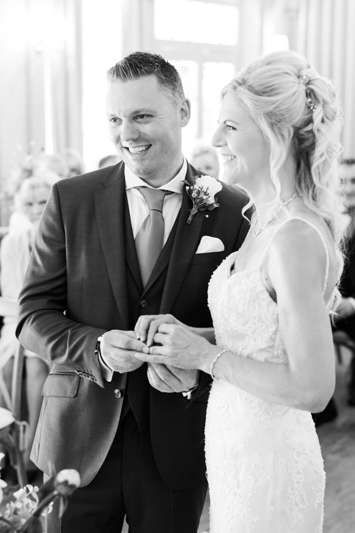 Suffolk Wedding at Ravenwood Hall by A D Hall Photography.