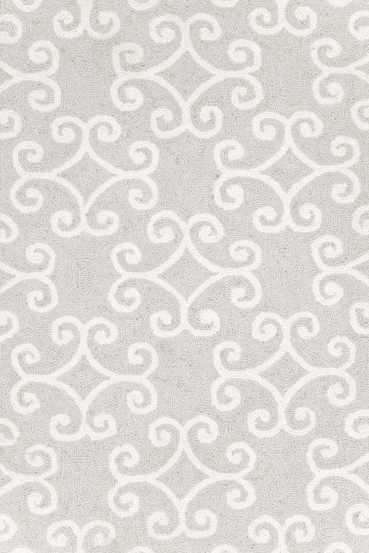 Scroll Platinum Wool