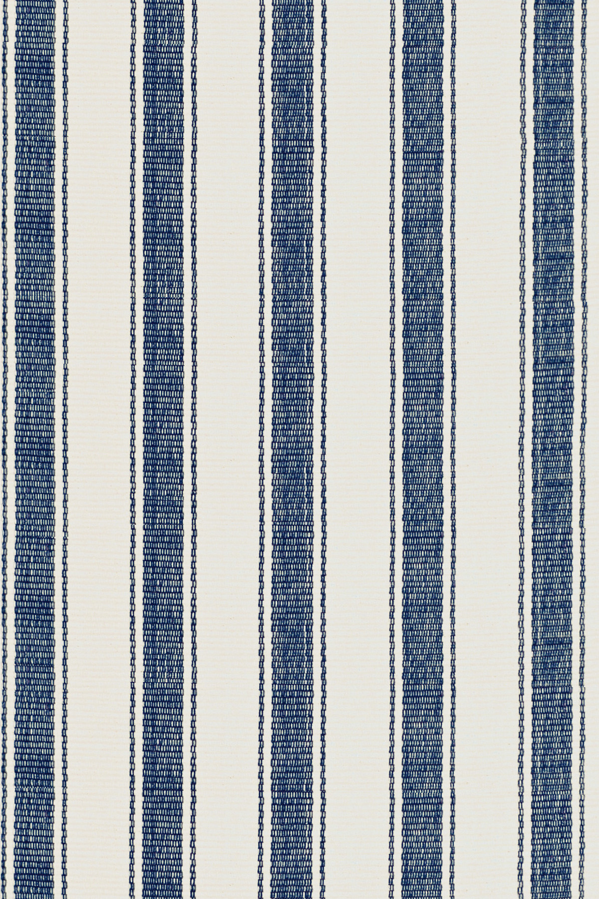 Blue Awning Woven Cotton