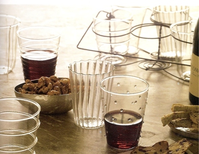 Assorted Dainty Glasses