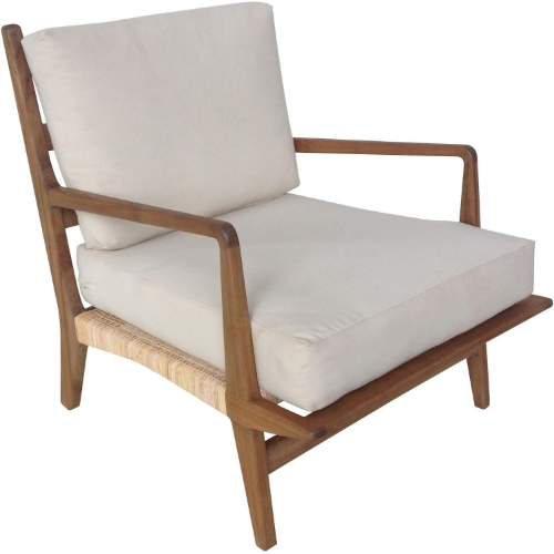 Beach Teak Side Chair