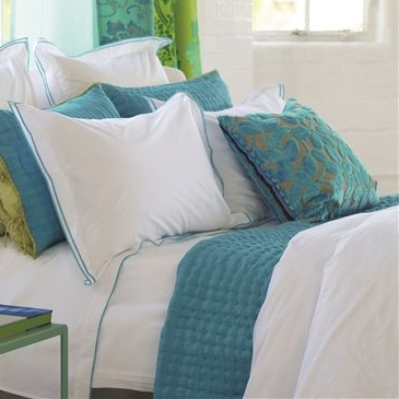 Beautifully Edged Bedding