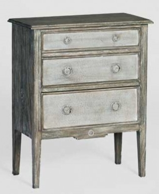 Charming French Style Bed Side Table
