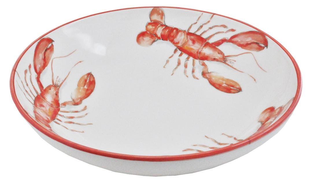 Lobster Serving Bowl