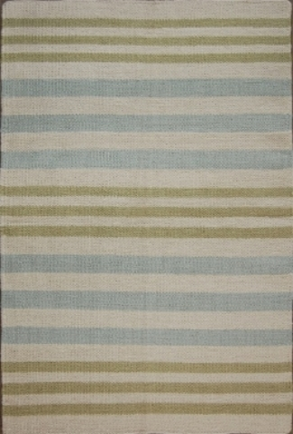 Spunky Stripe Hand Loomed Rug