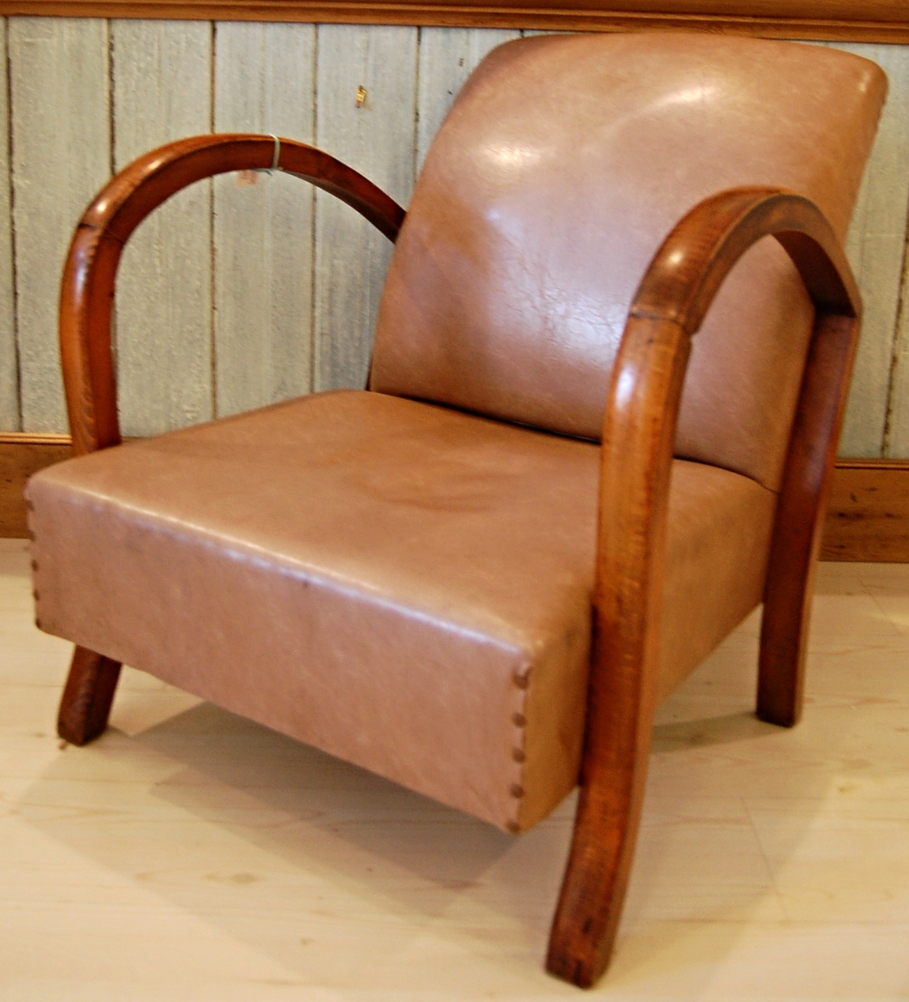 Vintage Sixties Decade Chair