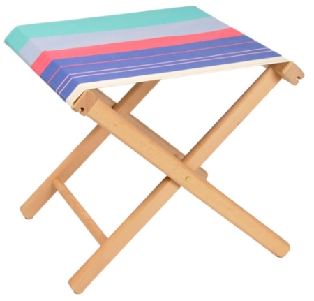 Outdoor Colorful Foot Stool