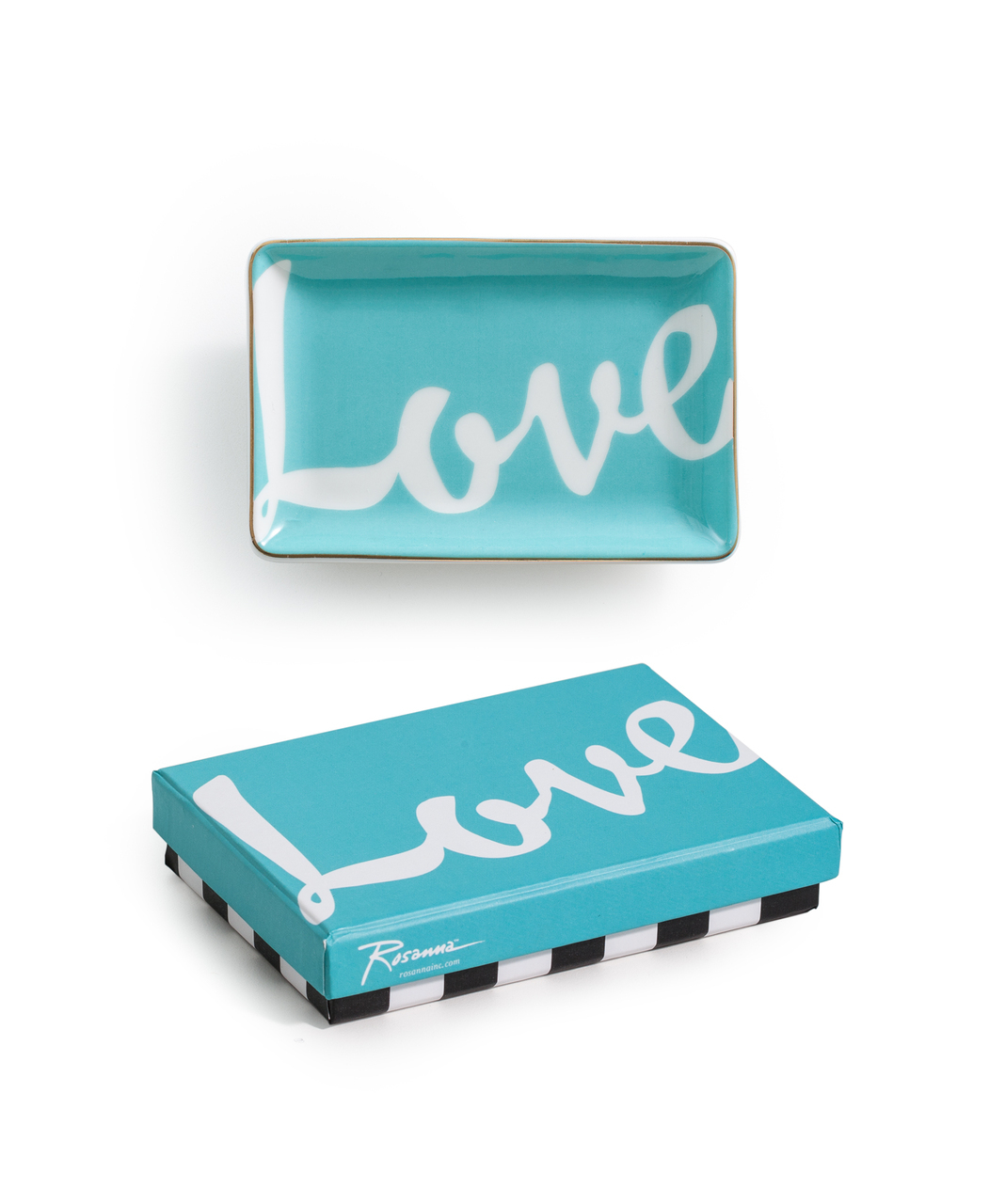 Love Tray Turquoise
