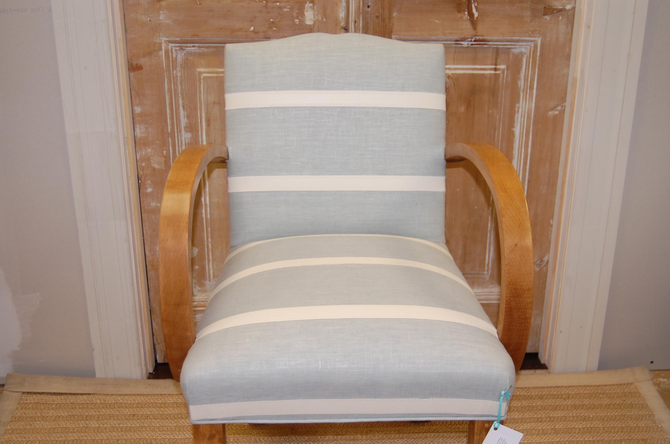 Custom Bridge Chair