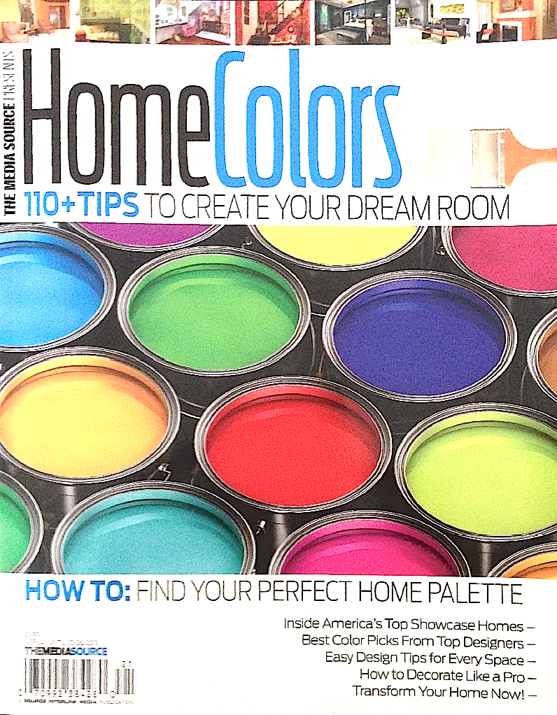 Home Colors - Jan - March 2013