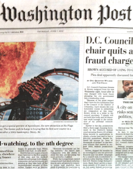 The Washington Post - June 7, 2012