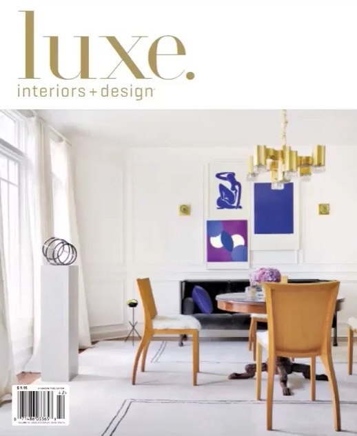 Luxe Interiors + Design, Spring 2014 National Issue