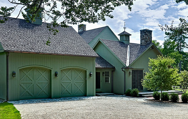 A fabulous garage conversion by Crisp Architects