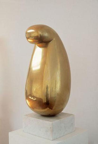 Globular 1928 Polished Brass