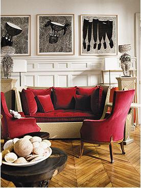 CHRISTIAN ASTUGUEVIEILLE Holly Hunt Raji RM Intreior Design Washington DC New York