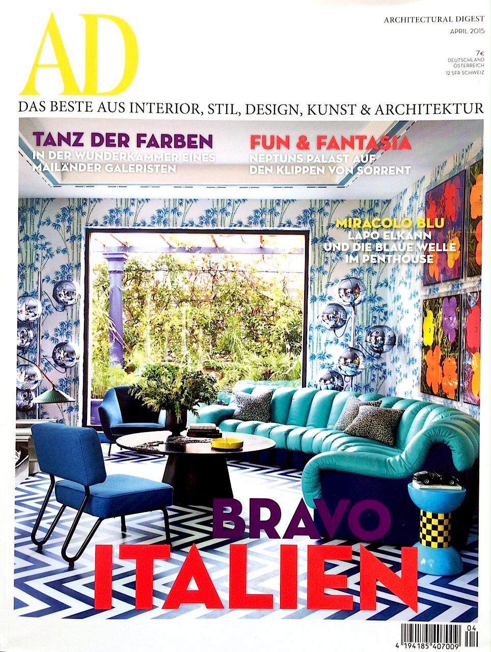 AD (Germany) - April 2015