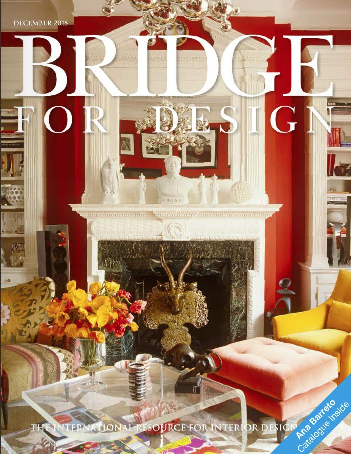 Raji RM Interior Design - Bridge for Design - December 2015