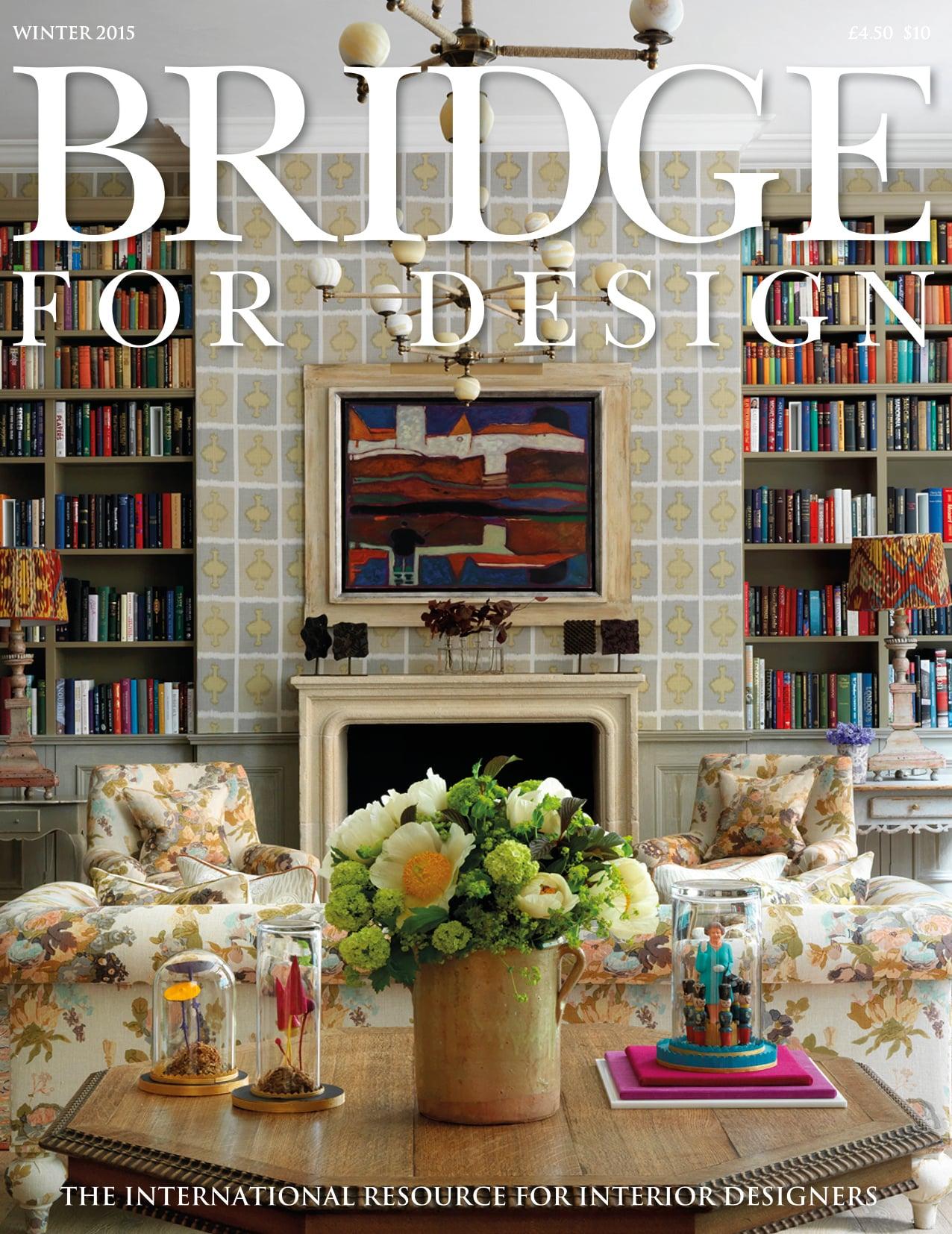 Bridge For Design (UK), Winter 2016