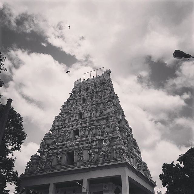 Bull Temple... #india #incredibleindia #temple #dravidianarchitecture