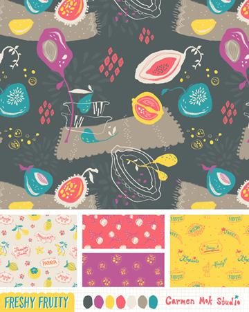 Week 1: Bolt Fabric Designs