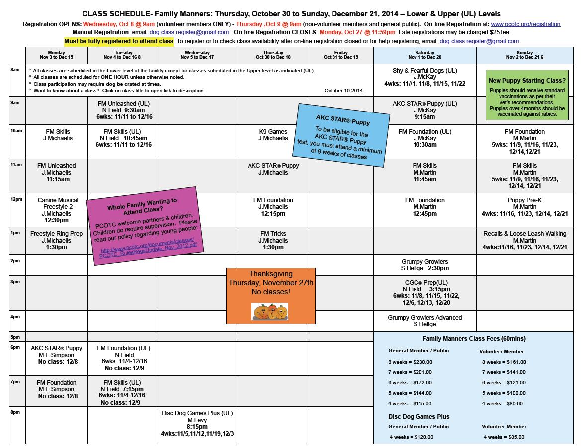 Classes taught by Jenn Michaelis run MONDAYS 10am-2:30pm and THURSDAYS 10am-2:30pm