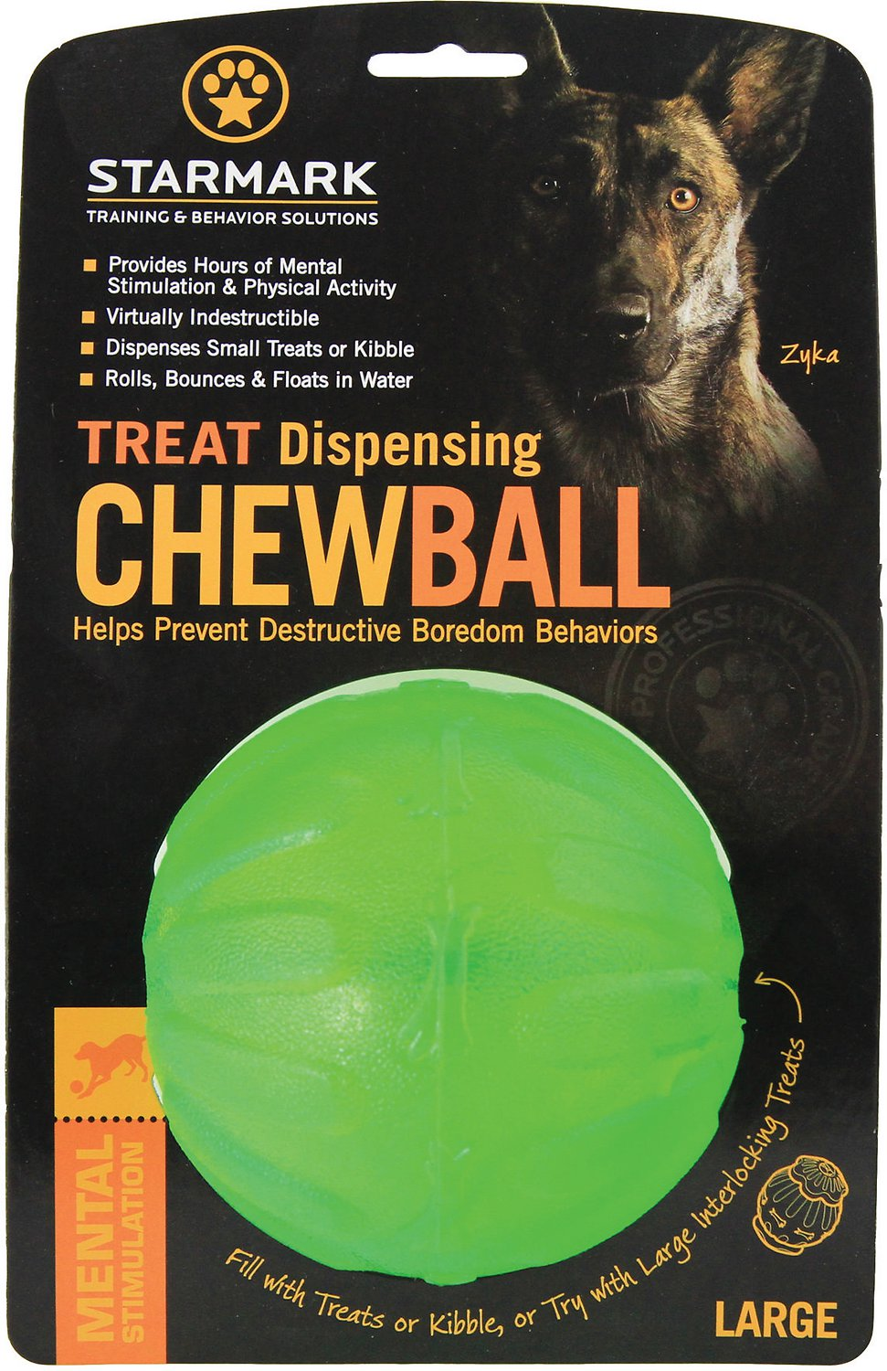 The Everlasting Treat Ball