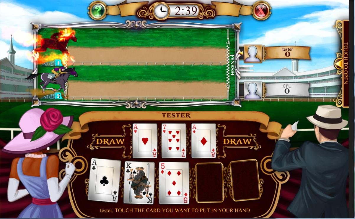 Race Poker