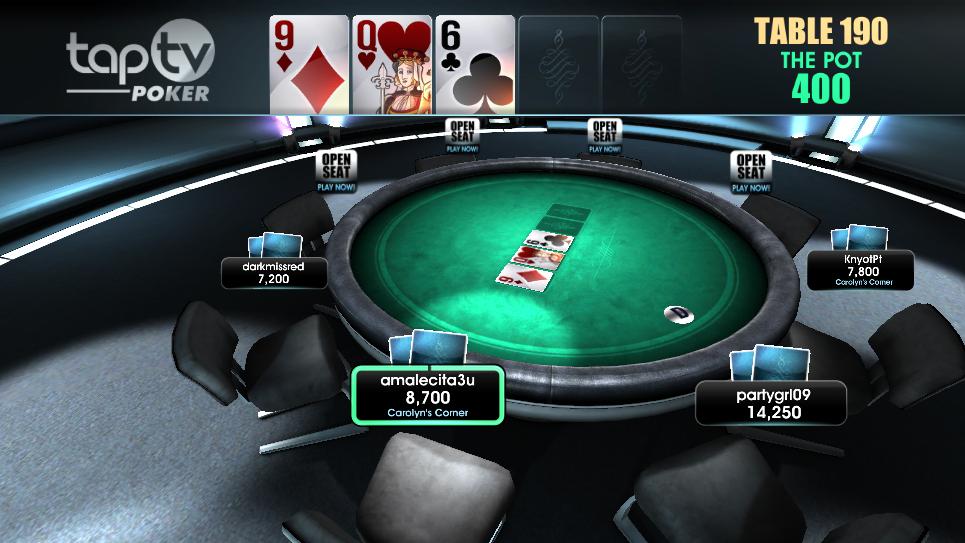 TapTV Poker