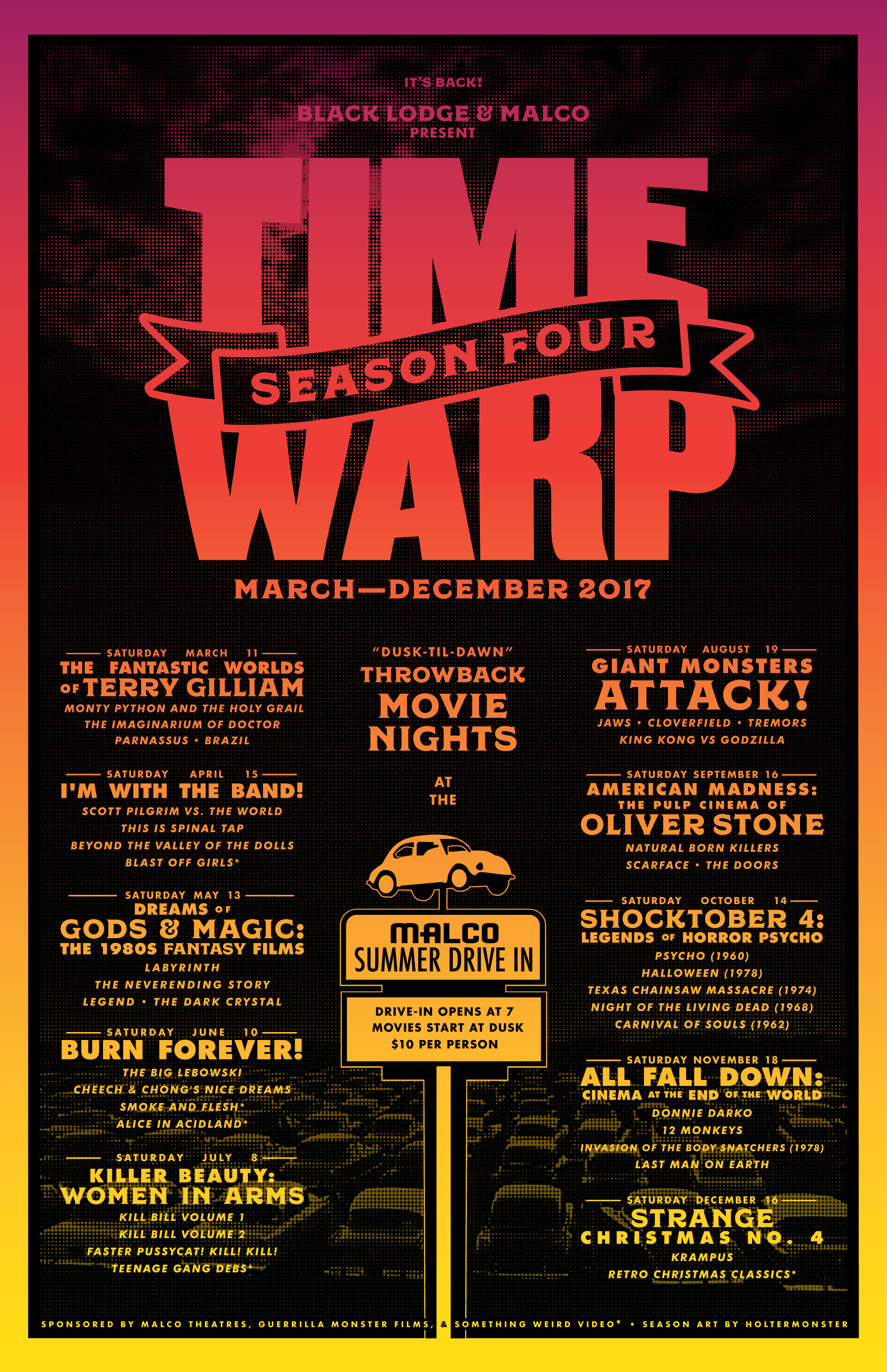 Time Warp Drive-In Season 4