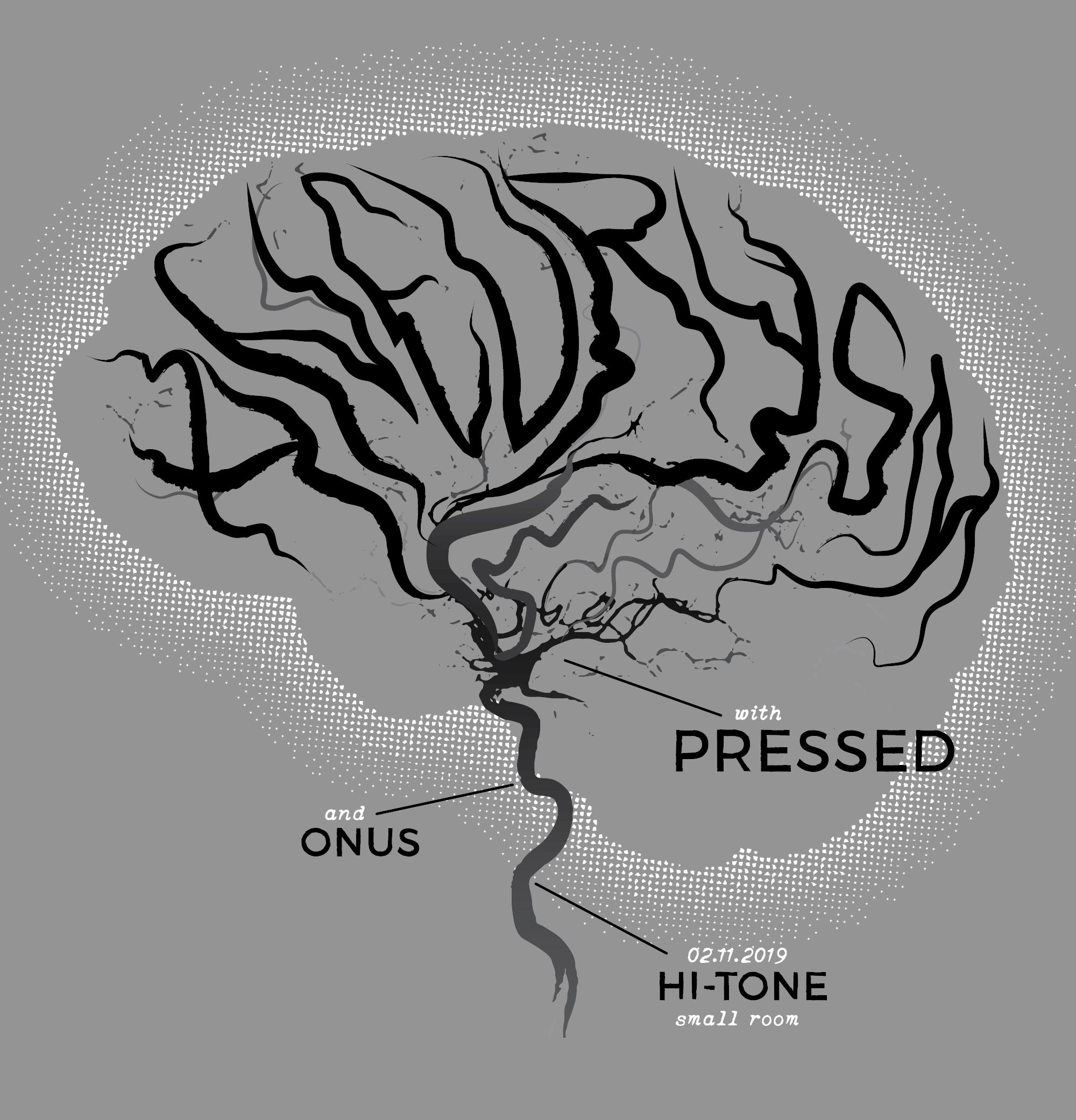 Aneurysm / Pressed / Onus