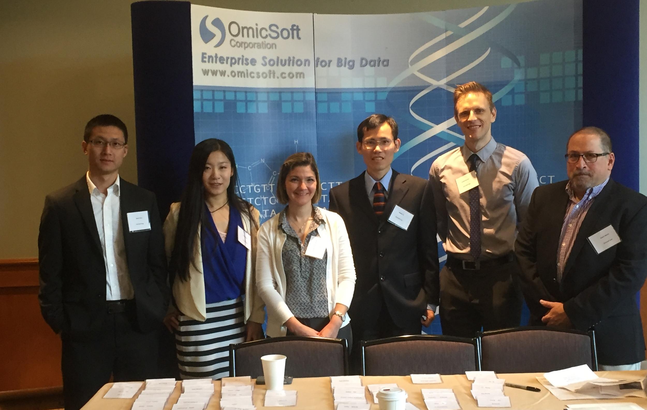 Omicsoft UGM General Session Operation Team