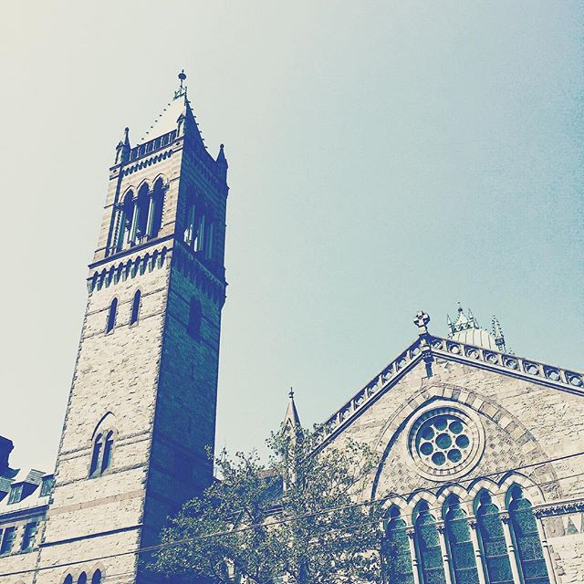 #historic #church #building #architecture #blue #sky #lookup