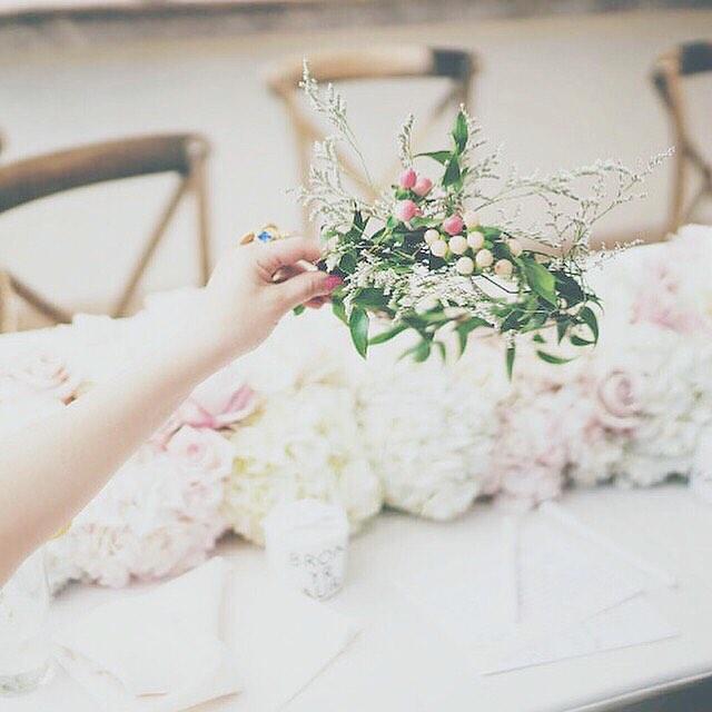 #craft #crafty #art #artwork #flowers #flower #design #girlythings #babyshower #babygirl #latergram 📷 @jon.hwang