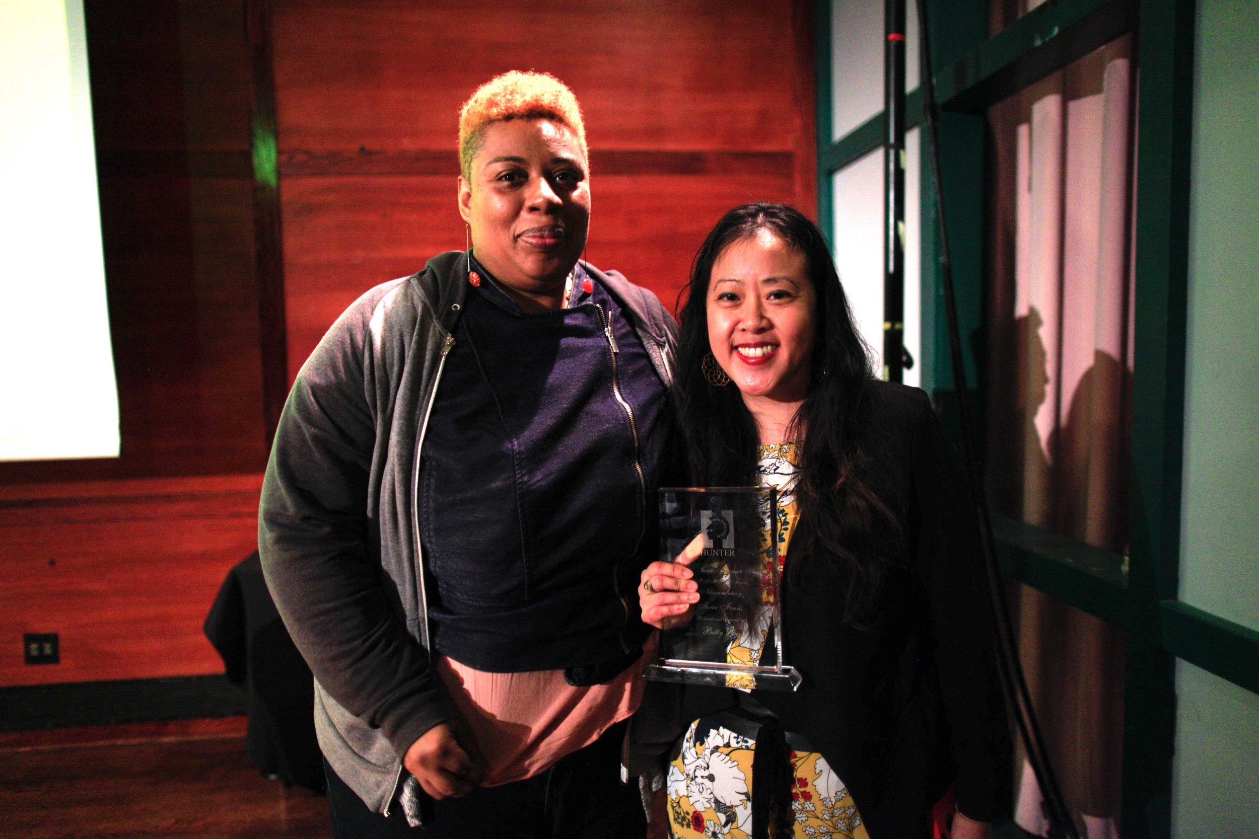 Aronson Awards-Betty with Nicole.jpg