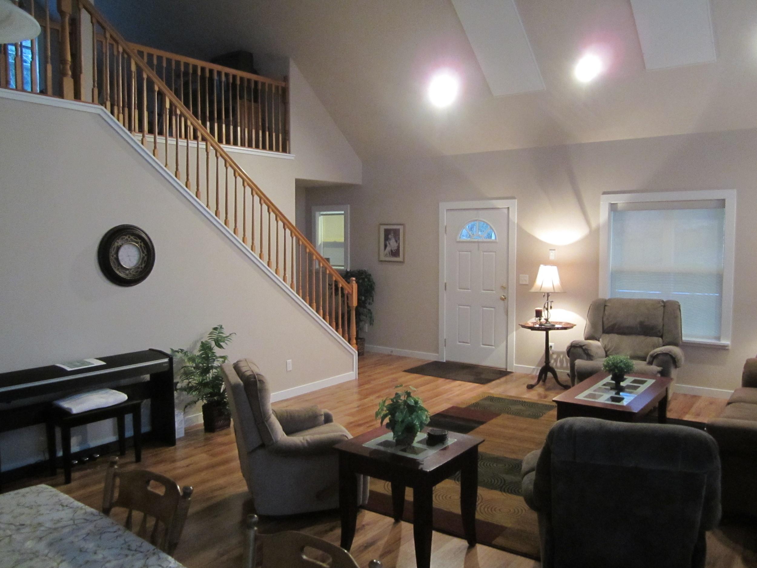 Rest Haven Living Room