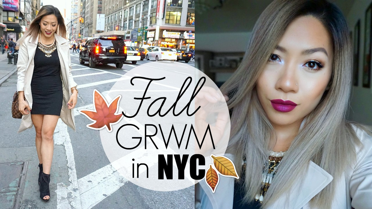 Easy, Affordable Fall Inspired Outfit and Makeup