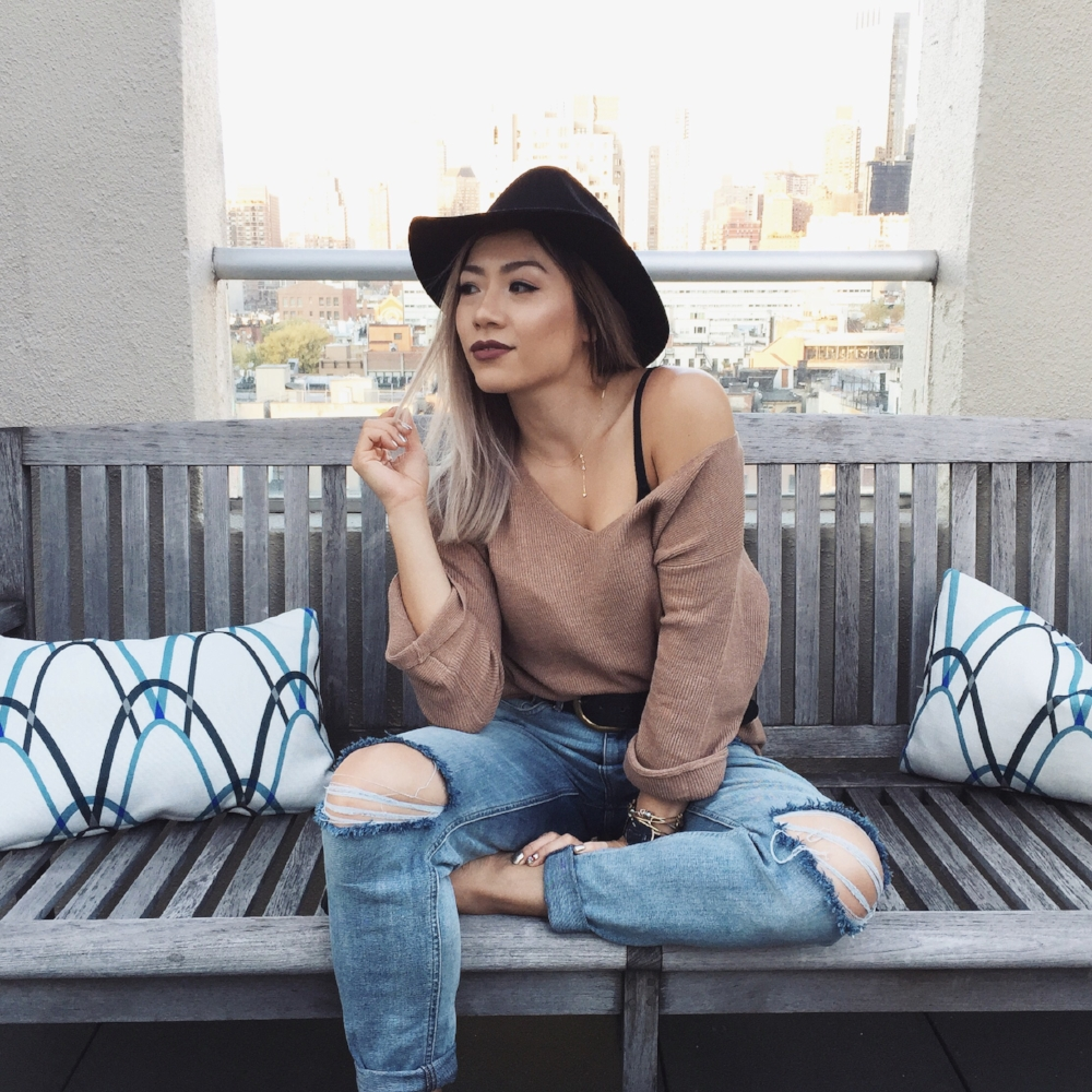 Alright, I don't know about ya'll but I am OBSESSED, yes... capital OBSESSED with a sweater, especially a beige sweater! Not only because pretty much goes with every single thing in your closet, but because....  READ MORE