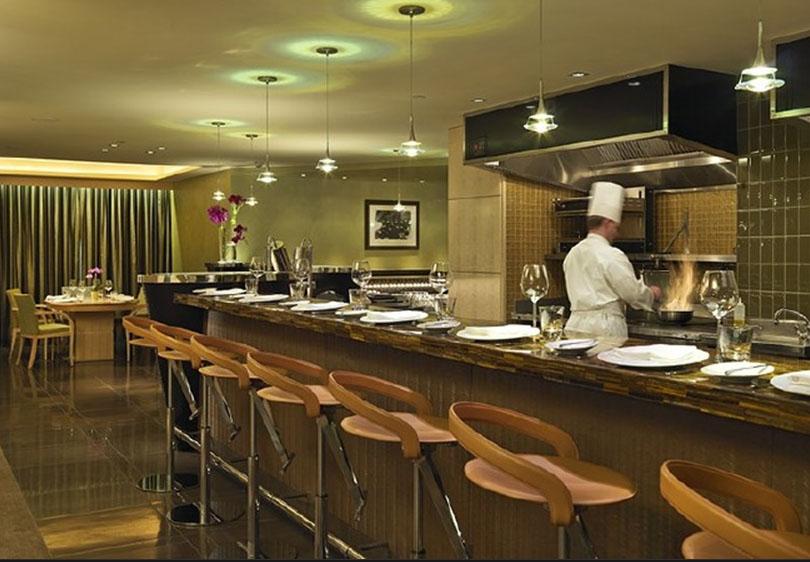 Sensing Restaurant