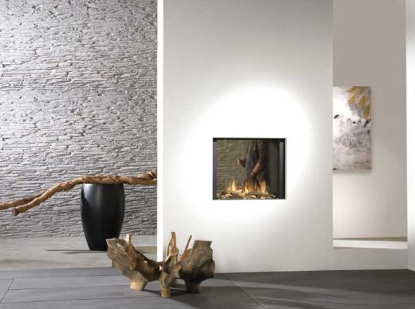 Faber Bright Fireplace