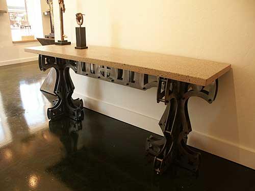 Renaissance Console Table